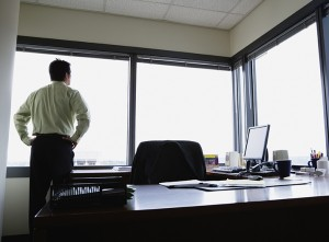 relaxar no escritório